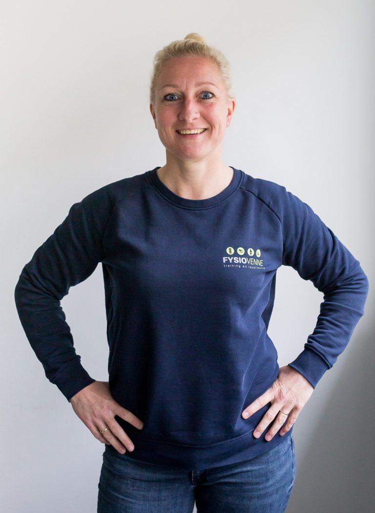 Rozanne Knibbe (Fysiotherapeut / Praktijkhouder)